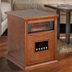 Dynamic Infrared 1,500 Watt Infrared 6 Quartz Element Space Heater