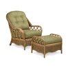 Braxton Culler Everglades Chair and Ottoman