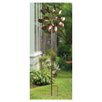 Zingz & Thingz Flower Petal Windmill Garden Stake