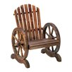 Zingz & Thingz Wheel Patio Chair