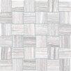"""Faber Eramosa Series 2"""" x 2"""" Porcelain Matte Mosaic in Ice"""