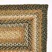 Green World Rugs Rectangular Coffee Table Runner