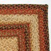 <strong>Green World Rugs</strong> Rectangular Russet Table Runner