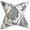 The Pillow Collection Fenella Floral Pillow