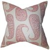 <strong>Amahl Paisley Pillow</strong> by The Pillow Collection