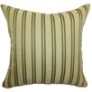 The Pillow Collection Harriet Stripes Polyester Pillow