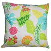 <strong>Gamila Floral Outdoor Pillow</strong> by The Pillow Collection