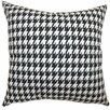 The Pillow Collection Ceres Houndstooth Pillow