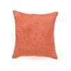 The Pillow Collection Verdon Net Rayon Pillow