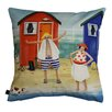 <strong>Mr and Mrs Fish Cushion</strong> by Artistic Britain