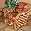 <strong>Spice Islands Wicker</strong> Montego Bay Arm Chair