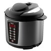 <strong>6.3-Quart Electric Pressure Cooker with 2 Inner Pots</strong> by Hannex