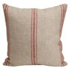 <strong>Provence Home Collection</strong> Artisan Classic Stripe Pillow