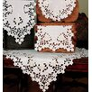 Xia Home Fashions Daisy Divine Dining Linens Collection