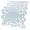 <strong>Xia Home Fashions</strong> Daisy Divine Table Runner