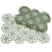 <strong>Xia Home Fashions</strong> Daisy Splendor Placemat and Napkin Set