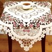 <strong>Xia Home Fashions</strong> Rose Garden Table Topper