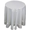 "<strong>Xia Home Fashions</strong> Hampton 70"" Round Tablecloth"