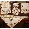 <strong>Xia Home Fashions</strong> Autumn Forest Cutwork Embroidered Placemat (Set of 4)