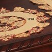 Xia Home Fashions Bountiful Leaf Embroidered Cutwork Harvest Placemat (Set of 4)