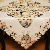 <strong>Xia Home Fashions</strong> Autumn Forest Cutwork Embroidered Table Topper