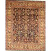 Pasargad Agra Navy/Cream Traditional Persian Rug