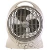 """<strong>10"""" Oscillating Table Fan</strong> by Gama Sonic"""
