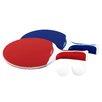 Escalade Sports Stiga Flow Table Tennis Paddle (Set of 2)