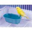 Penn Plax Plastic Bird Bath