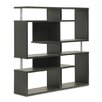 Wholesale Interiors Baxton Studio Kessler Medium Contemporary Bookshelf