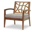 Wholesale Interiors Baxton Studio Jennifer Twill Arm Chair