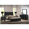 Wholesale Interiors Baxton Studio Eaton King Panel Bedroom Collection
