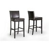 "Wholesale Interiors Baxton Studio Graymoor 30.75"" Bar Stool (Set of 2)"