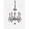 Allegri by Kalco Lighting Bertalli 5 Light Mini Crystal Chandelier