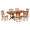 <strong>Napoleon 7 Piece Dining Set</strong> by East West Furniture