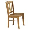 East West Furniture Dublin Side Chair (Set of 2)