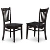 Wooden Importers Shelton Groton Side Chair (Set of 2)