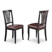 Wooden Importers Avon Side Chair (Set of 2)