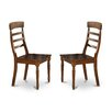 Wooden Importers Vintage Side Chair (Set of 2)