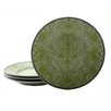"222 Fifth Python 8.75"" Salad Plate (Set of 4)"
