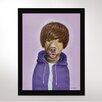 Oliver Gal Teen Framed Graphic Art