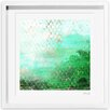 Oliver Gal Faevert Meadows Framed Painting Print