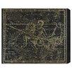 Oliver Gal Aquarius and Capricornius Graphic Art on Canvas