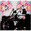 Oliver Gal Zaza Painting Print on Canvas