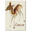 "Oliver Gal ""Fawn"" by Olivia's Easel Canvas Art"