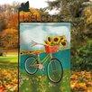 Evergreen Flag & Garden Welcome Garden Flagpole