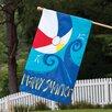 Evergreen Flag & Garden Summer Splash Vertical Flag