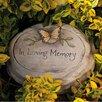 Evergreen Flag & Garden Memory Box