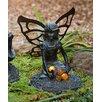New Creative Solar Fairy Harvester Statue