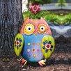 <strong>Wild Garden Owl Yard Art Garden Stake</strong> by New Creative